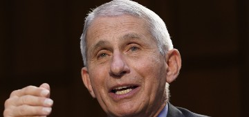 Dr. Fauci: Eating and drinking indoors is still not okay