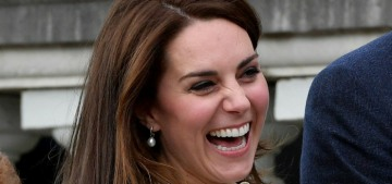 Duchess Kate, keen peacemaker, hopes to 'soothe the tensions' between Will & Harry