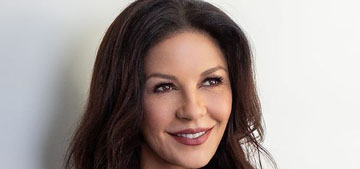 Catherine Zeta-Jones: 'My daughter goes to college next year. We're kind of empty nesters'