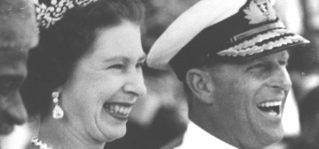 The Queen & Prince Philip's love story and 73-year marriage covers People Mag