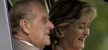 Prince Philip's 'friend & companion' Penny Knatchbull will attend his funeral