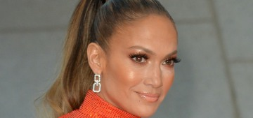Jennifer Lopez still has the $1.9 million engagement ring & plans to keep it?