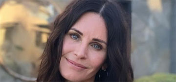 Courteney Cox's pantry is so perfectly organized and Monica-like