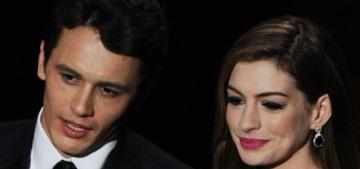 """""""Please, let's never speak of the 2011 Oscars again"""" links"""