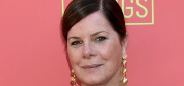 Marcia Gay Harden is 'deeply sorry' for insinuating that Judi Dench is unpleasant