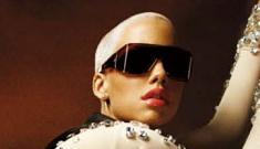 Kanye West's girlfriend in half-dressed Elle spread: what's the MET?