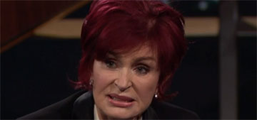Sharon Osbourne: Prince Harry is 'the poster boy' for white privilege