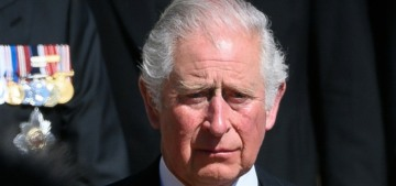 Prince Charles & his sons spoke for two hours following Prince Philip's funeral?