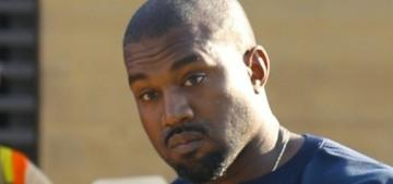 Kanye West is 'super annoyed' that people keep saying Kim Kardashian is divorcing him