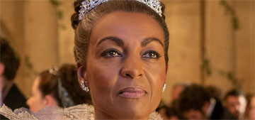 Adjoa Andoh on Rege-Jean Page's Bridgerton exit: it's not a huge surprise