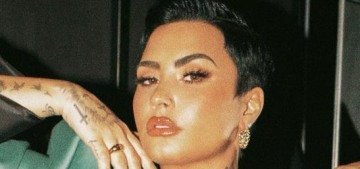 Demi Lovato slams LA yogurt shop for offering too many 'diet' & 'guilt-free' foods