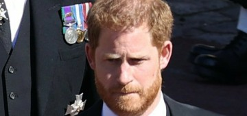 Prince Harry wrote his father a 'deeply personal' letter ahead of Philip's funeral