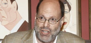 """""""Violent bully Scott Rudin is stepping away from Broadway producing"""" links"""