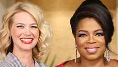 Oprah is all about 'Mad Men', does awesome '60s makeover