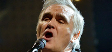 Morrissey's rep's response to the Simpsons portraying him as racist: no, you're racist