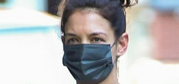 Katie Holmes & Emilio Vitolo are 'cooling off' after about eight months of pandemic lust
