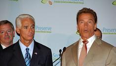 Arnold Schwarzenegger Is a Liar Liar Pants on Fire