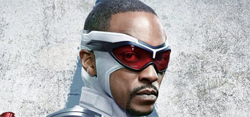 A 'Captain America 4′ movie is coming, with Anthony Mackie