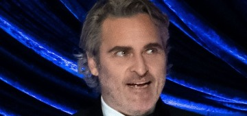 Did Joaquin Phoenix screw up when he ended the Oscars so abruptly?