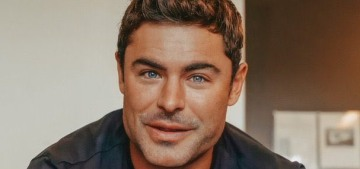 People were talking about Zac Efron's face, but does he really look that different??
