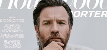 Ewan McGregor on his second Moderna vaccine: 'It really kicked my ass'
