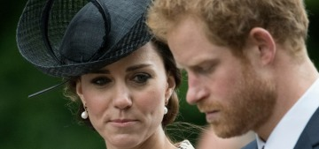 Duchess Kate 'worried' that Prince Harry had not met Meghan's toxic father