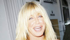 Suzanne Somers on Patrick Swayze's chemotherapy: they put poison in his body
