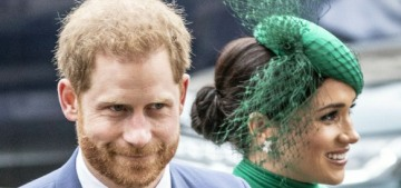 The Sussexes 'privately congratulated' Will & Kate on their anniversary