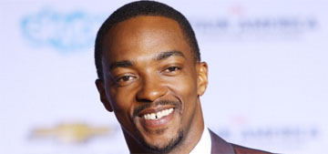 Anthony Mackie: 'Being the title character in a Marvel movie, Black actors don't get that'