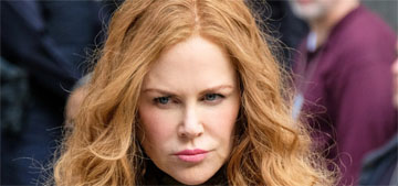 Does Nicole Kidman look like the 'spitting image' of Lucille Ball: no or hell no?