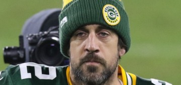 Aaron Rodgers apparently does not want to be a Green Bay Packer anymore