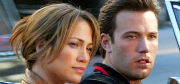 People: Jennifer Lopez & Ben Affleck 'have a lot of love for each other'