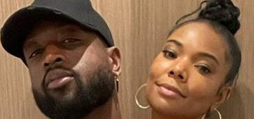 Dwyane Wade on Gabrielle Union: 'It's not my job to change who she is'