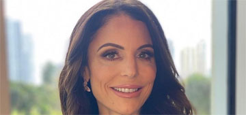 Bethenny Frankel says she doesn't exercise except when she's on vacation