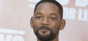 Will Smith shows off his body and claims 'I'm in the worst shape of my life'