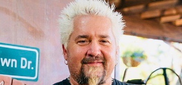 Guy Fieri: 'Nothing can replace what appearing on TV can do' for small restaurants