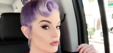 Kelly Osbourne doesn't talk to her sister, Aimee: 'we're just really different'