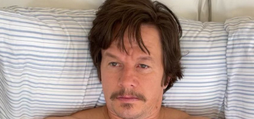 Mark Wahlberg gained 20 pounds in three weeks for a role