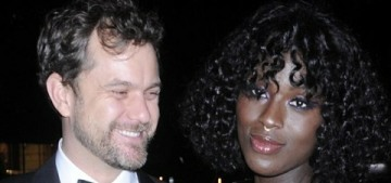"""""""Jodie Turner-Smith & Joshua Jackson started as a one-night-stand"""" links"""