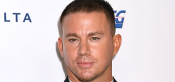 Channing Tatum says he got 'pretty fat' gaining 10 pounds early in lockdown