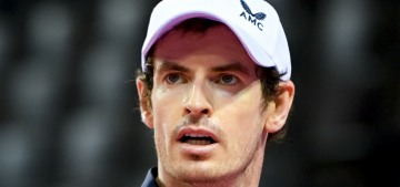 Andy Murray: 'I just want everyone, so men and women, to be treated the same'