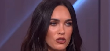 """""""Megan Fox says Hollywood still doesn't want to work with moms"""" links"""