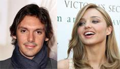 Is Miranda Kerr cheating on Orlando Bloom with Lukas Haas?