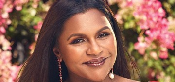 Mindy Kaling hates vacationing, has no hobbies & all she does is work constantly