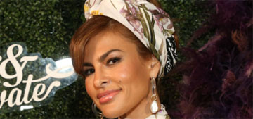 Eva Mendes: 'If you hate a photo of yourself wait 20 years'