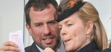 Peter & Autumn Phillips will work out their divorce settlement this week