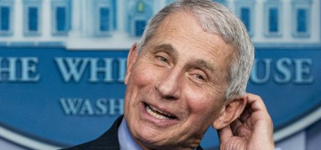 Dr. Fauci: People can now choose to wear masks during flu season post-Covid