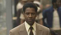 """""""American Gangster"""" screening with Denzel Washington & Russell Crowe"""