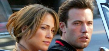 Jennifer Lopez & Ben Affleck went on a one-on-one vacation to Montana
