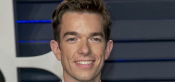 John Mulaney filed for divorce three months ago, soon after he got out of rehab